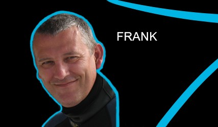 Dive Butler International Diving Instructor Frank