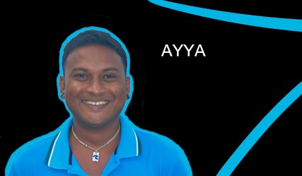 Dive Butler International Diving Instructor Ayya