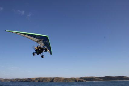Ultralight aeroplane